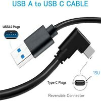For Oculus Quest 2 Link 5M USB 3.2 Cable Data Line Type C Cable Steam VR Cable