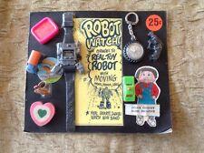 1983 Vending Display Card Robot Watch Digital Transformer Compass Gun Unicorn