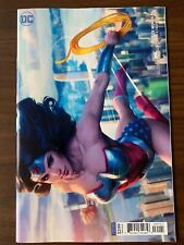 Wonder Woman #64 (vol. 5) STANLEY ARTGERM LAU VARIANT Cover B DC VF/NM BEAUTIFUL