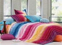 Pair of AURORA Standard Pillowcases - Blue ones New