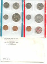 1971 US P&D MINT SET      $1.5 MILLION IN EBAY SALES #zZ1