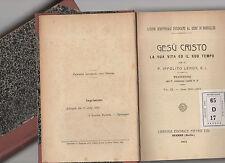 gesu' cristo la sua vita ed il suo tempo volume nono - p ippolito leroy - S.J.
