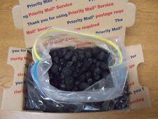 Box of Bituminous Coal,1 + pounds, 50 pcs+, good for model trains!