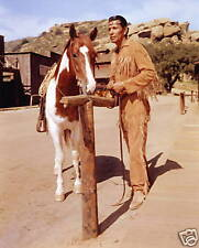 """The Lone Ranger""  Tonto  4x6  TV Memorabilia FREE US SHIPPING"