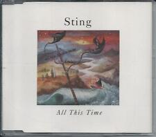 STING - All this time CD MAXI 3TR GERMANY PRINT 1991