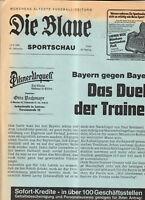 BL 83/84 FC Bayern München-Bayern 04 Leverkusen (Blaue)