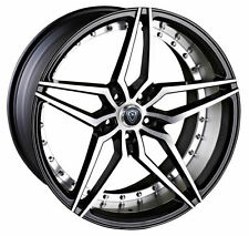 """20"""" Marquee 3259 Rims fits Dodge Charger Challenger Magnum 350z 370z G35 Mustang"""