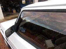 SAAB 900 CLASSIC WINDOW DEFLECTORS FOR SIDE GLASS WINDOWS