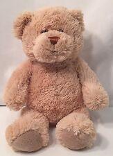 "GUND Light Brown Bear Plush 11"""