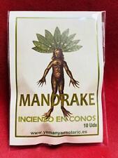"INCIENSO ESOTERICO CONOS "" MANDRAGORA "" ritual, spell, witchcraft, witch"