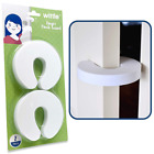 Wittle Finger Pinch Guard - 2pk. Child Proofing Doors Made Easy with White