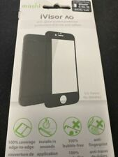Moshi iVisor AG Black Screen Protector For iPh 4/4s, 5/5s, 6/6s/7 & 6/6s/7 Plus