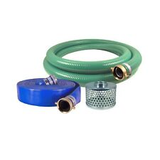 Jgb Enterprises Eagle Hose Pvcaluminum Watertrash Pump Hose Kit 3 Green S