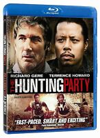 HUNTING PARTY BLU RAY Movie-GERE & HOWARD Brand New (VG-A117193BRD/VG-358)