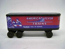 Monon Piggyback Van / Trailer for American Flyer Flatcars