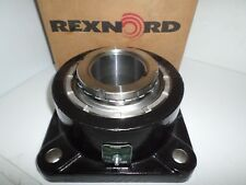 """*New In Box* Rexnord Link-Belt Zf9215 4-Bolt Flange Bearing 2-15/16"""" Fast Ship"""