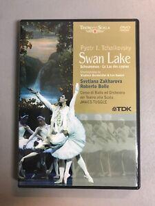 Tchaikovsky - Swan Lake (DVD, 2005)