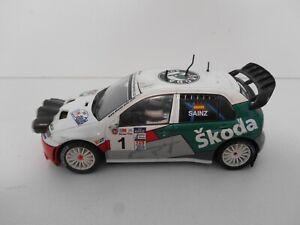SCX Skoda Fabia Rally Slot Car