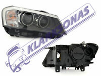 BMW X3 F25 2010 -ON NEW OEM XENON+LED HEADLIGHT FRONT LAMP RIGHT 7276992