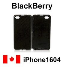 New Black Z30 BlackBerry Battery Door Back Cover Replacement Fast Shipping