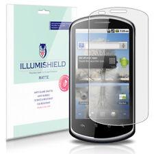 iLLumiShield Anti-Glare Matte Screen Protector 3x for Huawei Impulse 4G (AT&T)