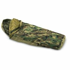 Waterproof Bivy Cover Woodland Camouflage, Camping, Hiking