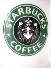 Rare Starbucks Siren Mermaid Coffee Cup Mug 1980s Two-Fins Spread & Bellybutton