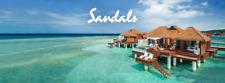 Caribbean Holidays Sandals All-Inclusive Premium Beach Sun Luxury