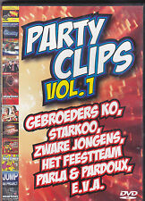 Party Clips-Vol 1 Music DVD
