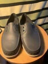 Native Mens Howard boat Shoes, Size 8 .Good Condition