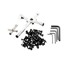 Arrma Kraton 6S BLX 1/8: Assorted Screw & Tool Kit, 4-Way Wrench, Mini 4-Way