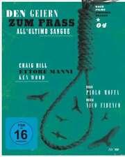 Den Geiern zum Frass [Blu-ray + DVD /NEU/OVP] besonders rauer Italo-Western
