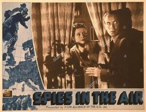 Spies of the Air - 1939 - Barry Barnes Livesey MacDonald Vintage War Drama DVD