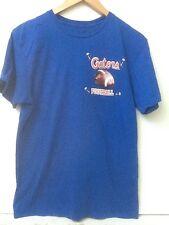 My U Florida Gators Blue T-shirt Tough As Nails Football M Medium