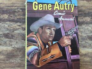 GENE AUTRY COMIC ANNUAL - 1956