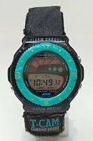 Orologio Casio surfing timer watch vintage clock digital montre casio suf-100