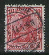 Anderes-Prüfzeichen Briefmarken aus dem deutschen Reich (1900-1918)