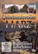 Geheimnisvoller Harz 1 & 2 - Kultstätten & mystische, sagenhafte Orte (2 DVDs)