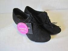 """New! Women's Black Dress Shoes """" Lucky"""" by George/ Size 7"""