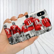Manchester United Legends Giggs Best Cantona Man Utd Phone Cover Full Wrap Case