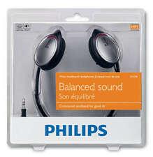 Philips SHS390 Black Neckband Earphones Headphones On ear black ORIGINAL New