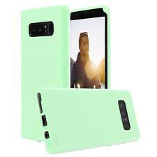 Orzly Flexi Funda TPU GEL Protección para Samsung Galaxy Note 8-Verde