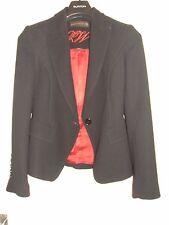 Zara Woman Black Blazer Size 10