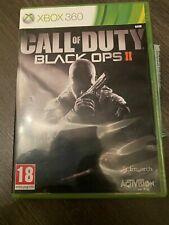 Muy Buen Estado (Call of Duty-Black Ops 2) brillante XBOX 360 Juego