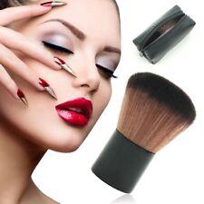 Mini Foundation Face Blush Kabuki Powder Contour Makeup Brush Tool with Bag case