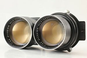 [EXC+++] Mamiya Sekor 135mm F/4.5 TLR Lens C330 C220 From JAPAN