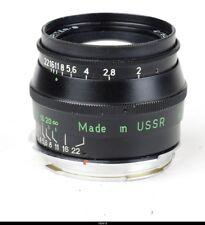 Jupiter  8 russian lens 2/50 for Leica M39 Leica M