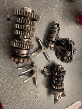 Yamaha FZ6 S2 Fazer FZ-6 2010 To 2015 Complete Gear Box Forks Drum Gears