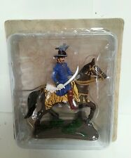 "Napoléon cavalerie Asst - 3.4"" Die Cast Figurine Eaglemoss Collection Neuf Scellé"
