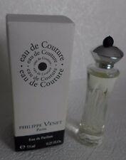 Miniature de parfum Eau de Couture de PHILIPPE VENET EDP 7,5 ml